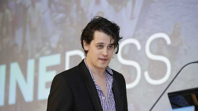Milo Yiannopoulos pictured in 2013