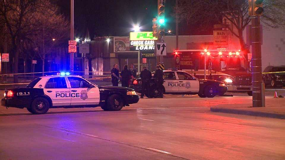 Pedestrian killed near Sherman and Capitol in Milwaukee