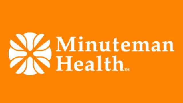 Minuteman Health Logo