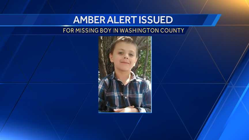 Amber Alert Issued for Young Arkansas Boy