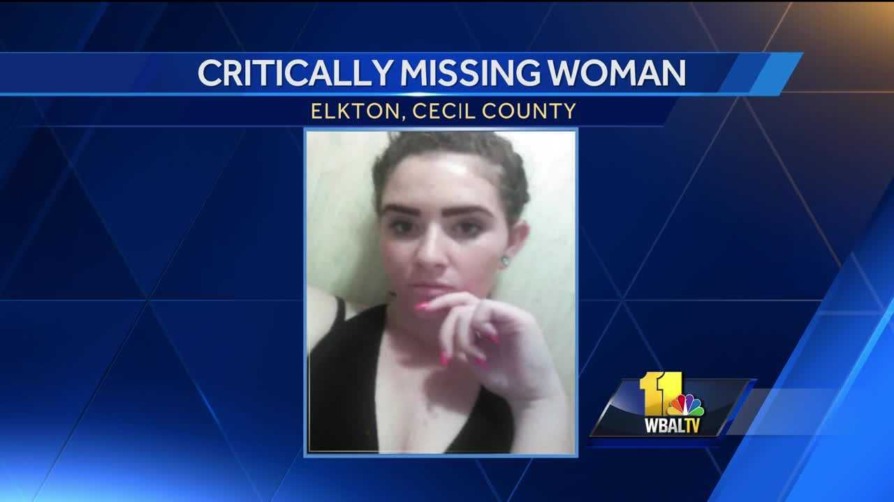 missing Elkton woman