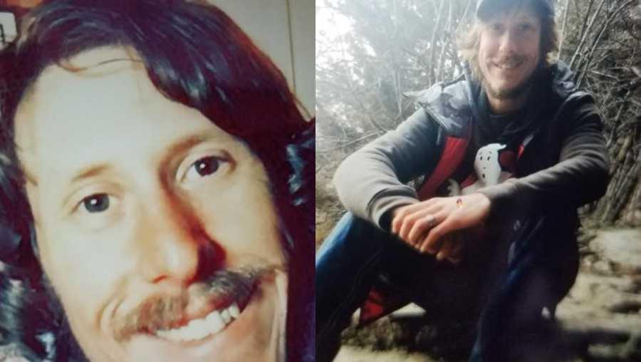Missing man Fredrick Jones