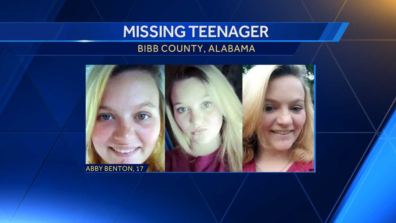 Abby Benton was last seen leaving her Bibb County home on March 2, 2017.