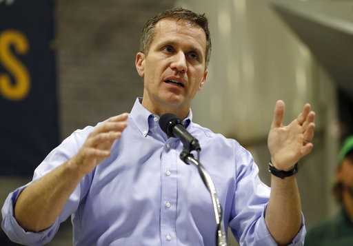 Eric Greitens is in deep, deep trouble