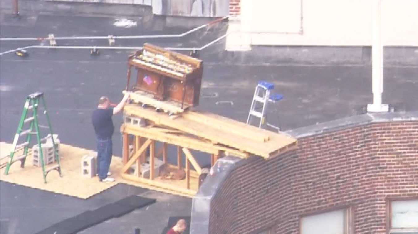 MIT Piano Drop