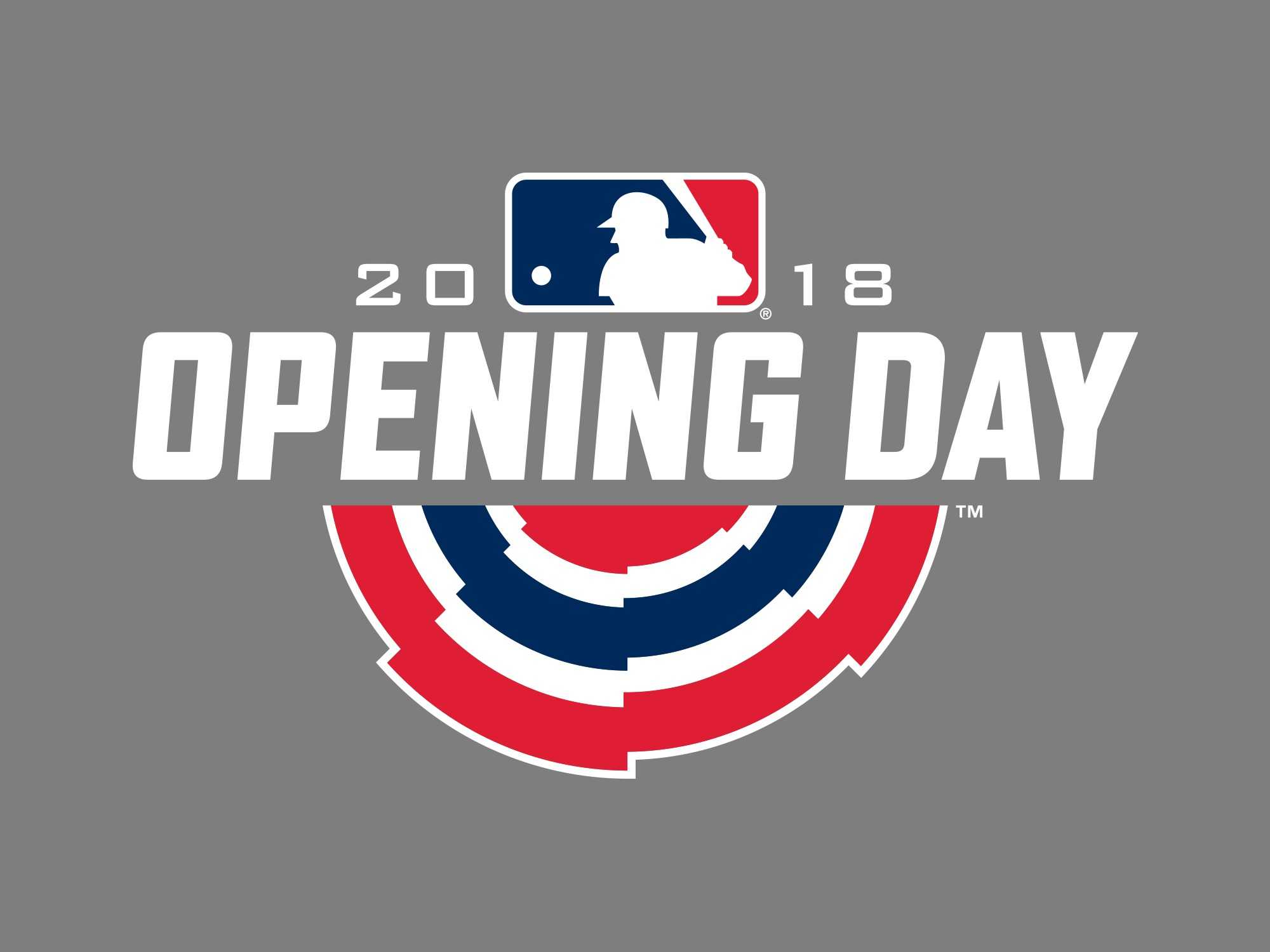 Image result for mlb opening day 2018