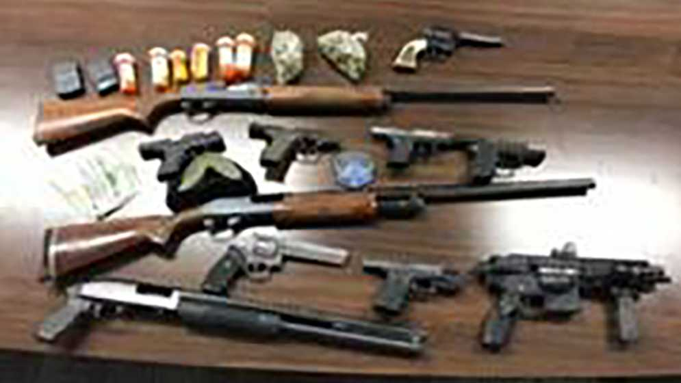 ​Three Modesto suspects were arrested in connection to possession of stolen property, controlled substance for sale and other weapon violations, the Modesto Police Department said.