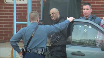 James Morales in State Police custody