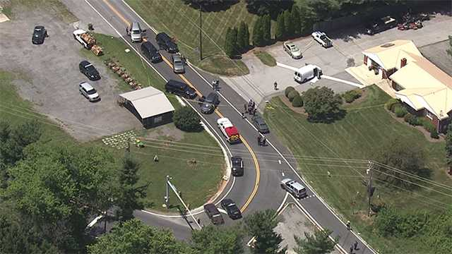 Dead In Officer-Involved Shooting In Mount Airy