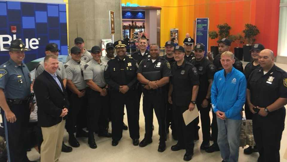 Officers, troopers going to Puerto Rico