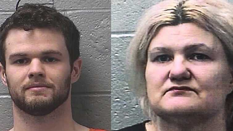 Malissa Ann Ancona, 44, and her 24-year-old son, Paul Edward Jinkerson Jr., were charged with first-degree murder, tampering with physical evidence and abandonment of a corpse in the death of Frank Ancona