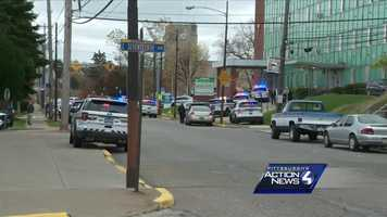 Munhall hostage situation