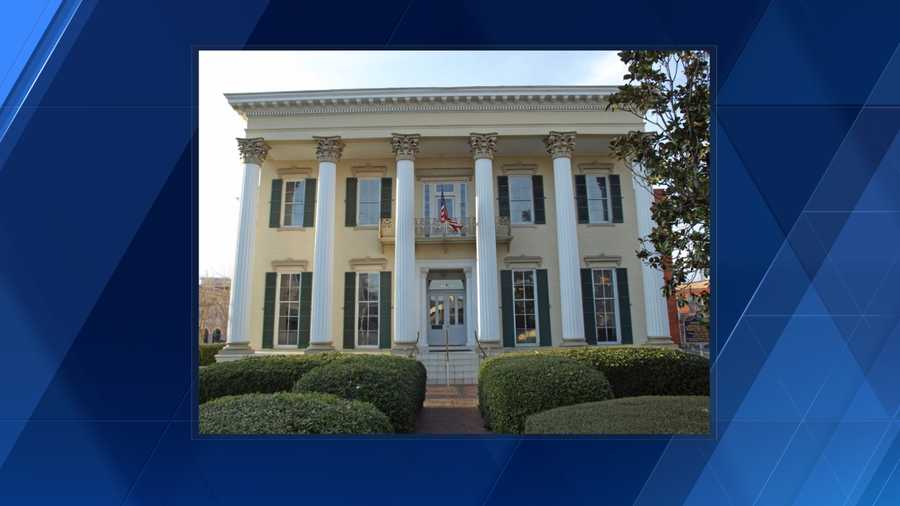 Historic building to receive 2 million in sale in alabama for Building a house in alabama