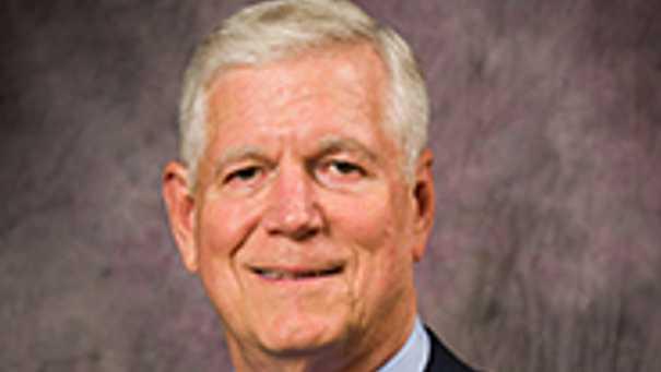 K-State President Richard Myers