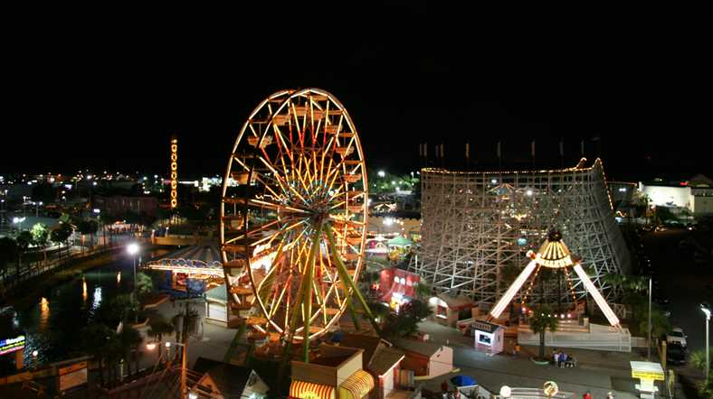Family Kingdom Amusement Park in Myrtle Beach
