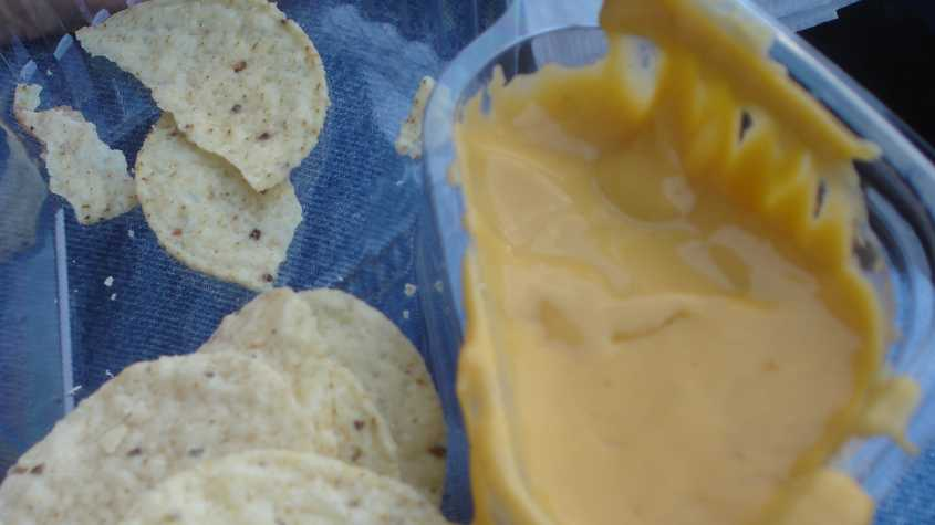 man dies from nacho cheese