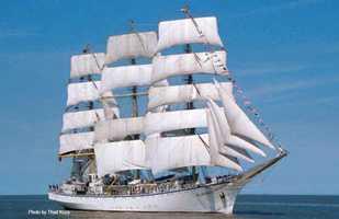 Sail Boston Tall Ships