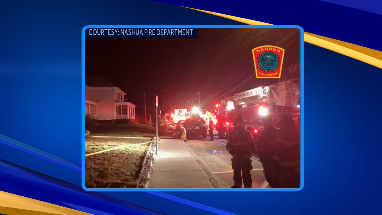 Six displaced by Nashua house fire