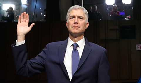 Senate confirms Neil Gorsuch for Supreme Court