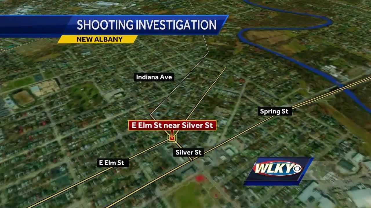 New Albany, shooting