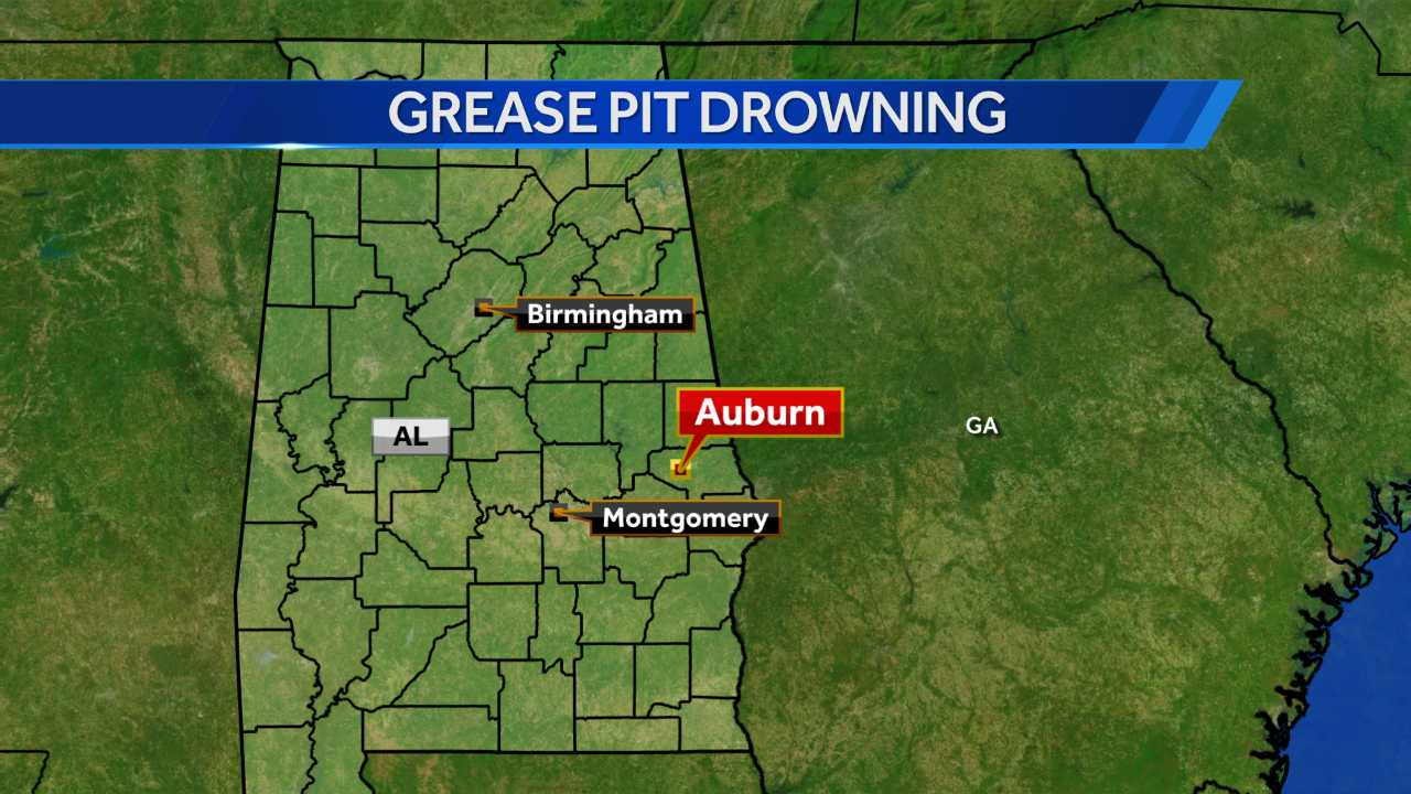 Child drowns in container behind Auburn ice cream shop