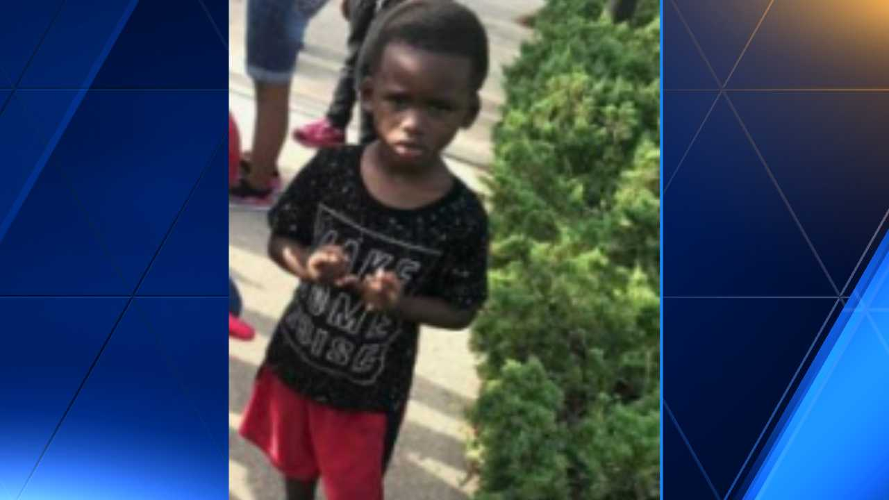 Missing toddler found dead Sunday night in Arlington area