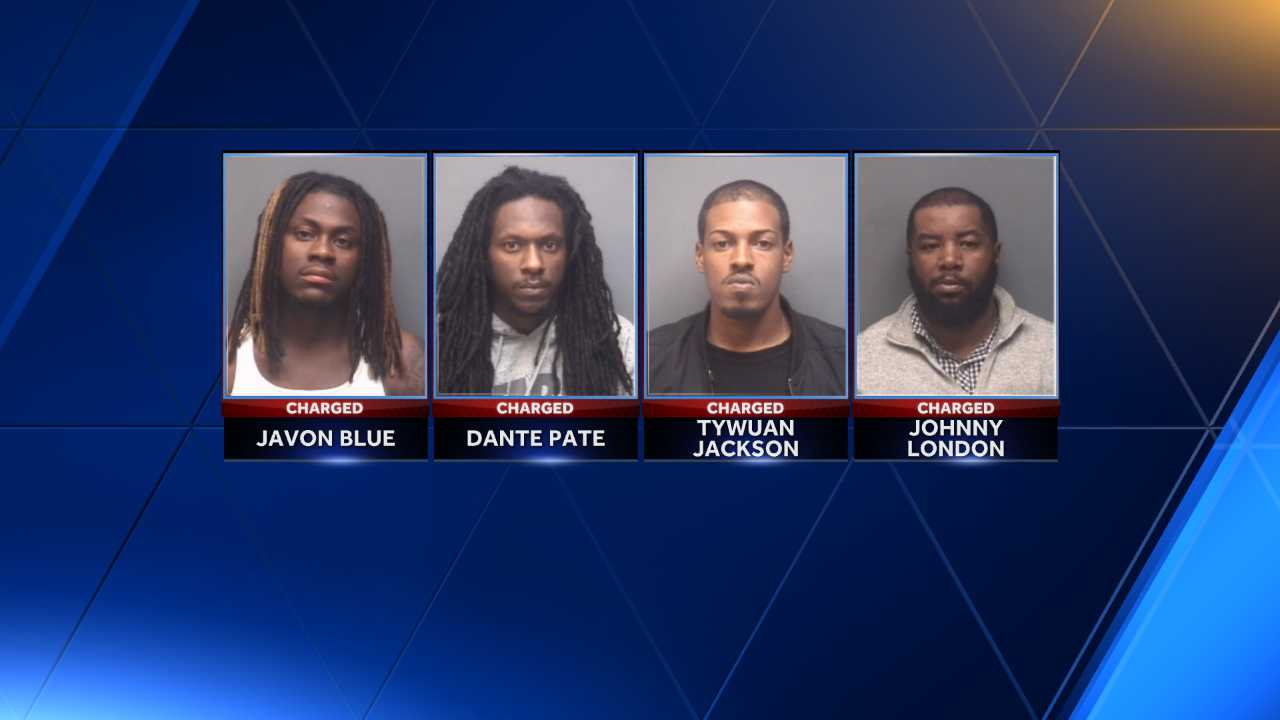 Arrests made in fatal High Point shooting