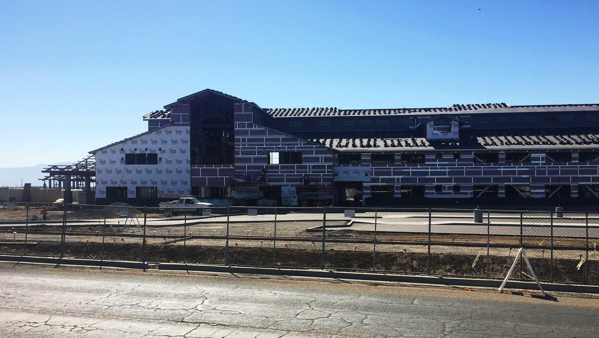 New Salinas high school