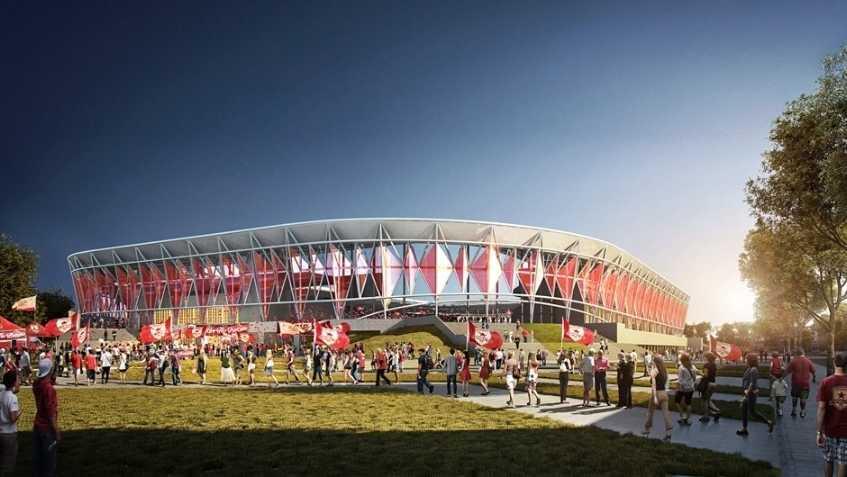 Sacramento Republic FC soccer stadium