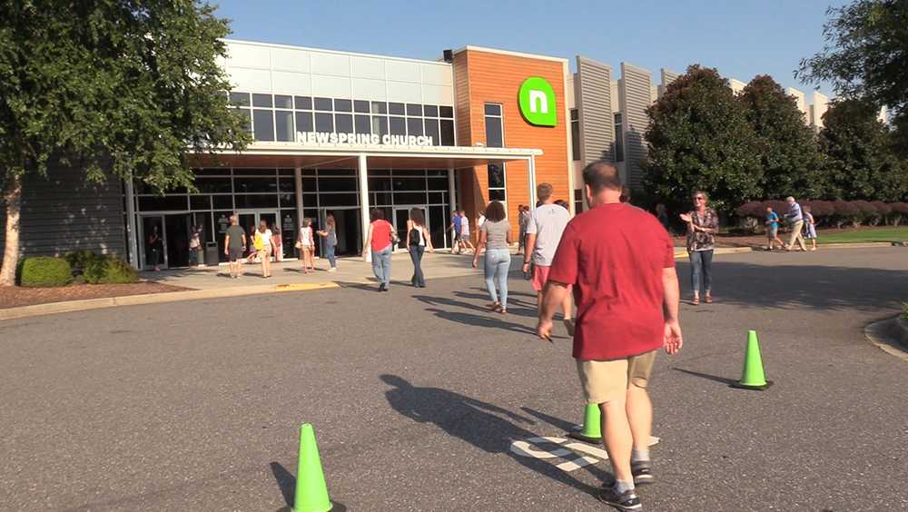 NewSpring church announced changes in leadership, officials say