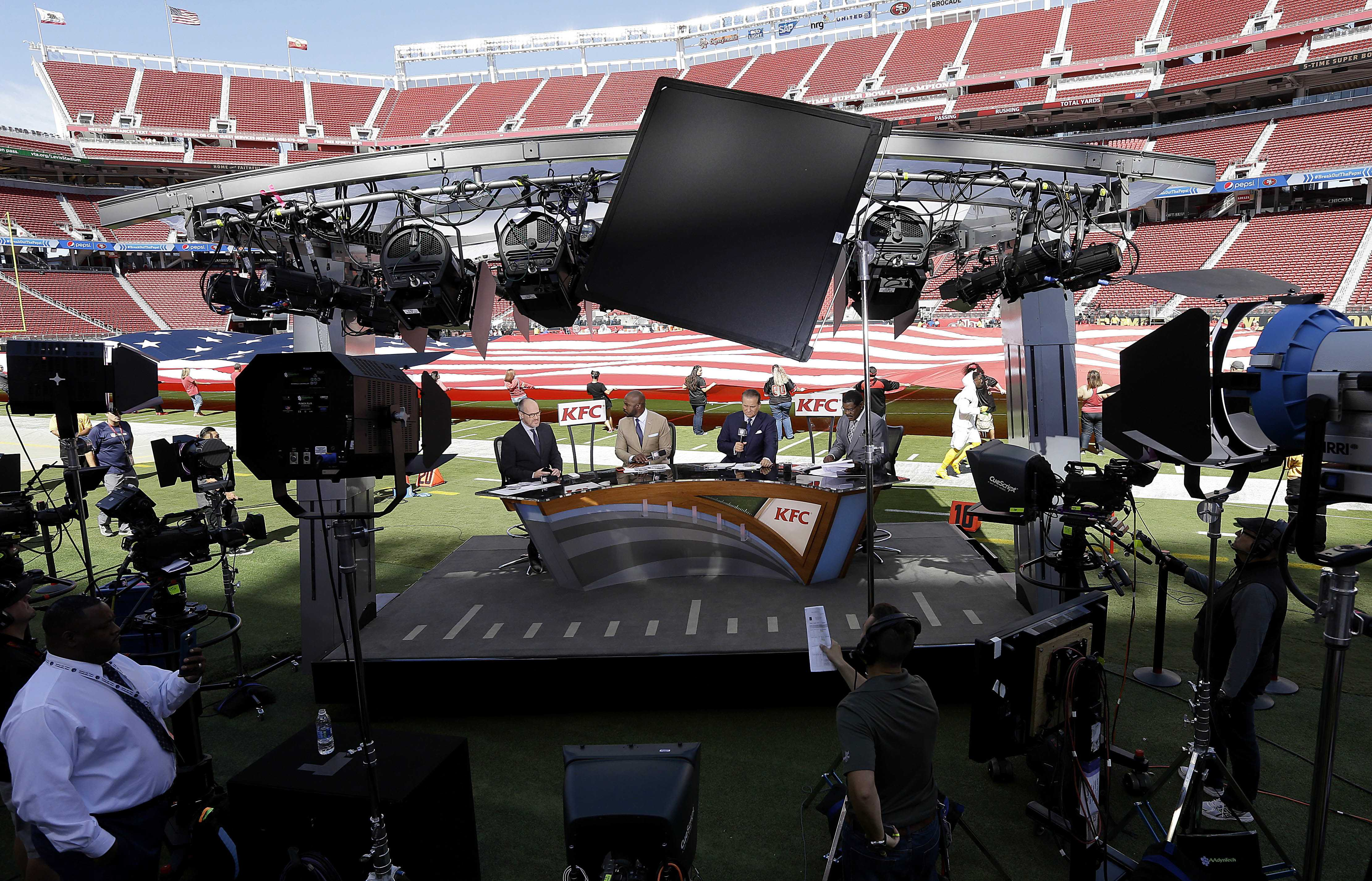 NFL Network suspends 3 analysts following sexual assault allegations