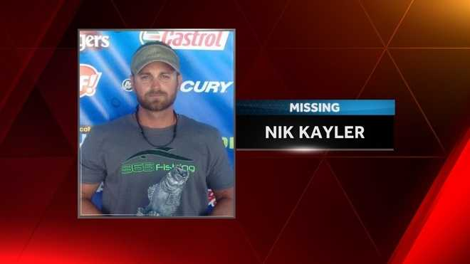 Florida fisherman missing from tournament on Lake Okeechobee