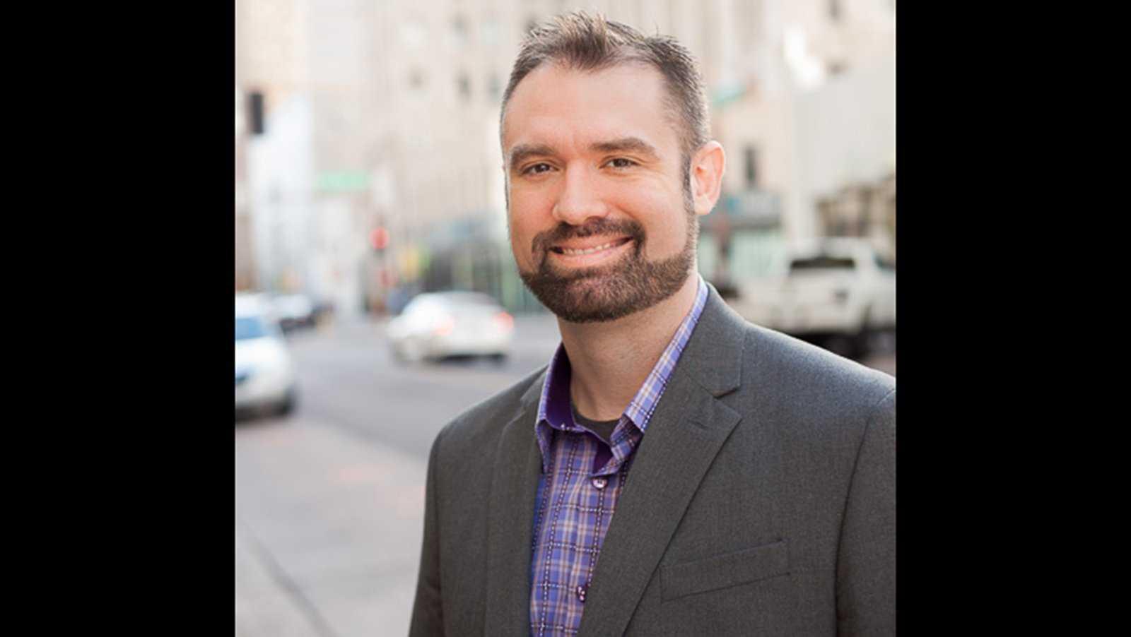 Arizona gubernatorial candidate Noah Dyer