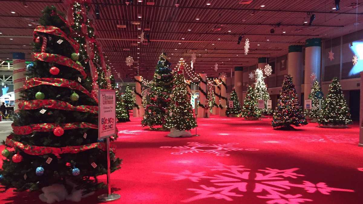 Fourth annual NOLA ChristmasFest kicks off at Convention Center