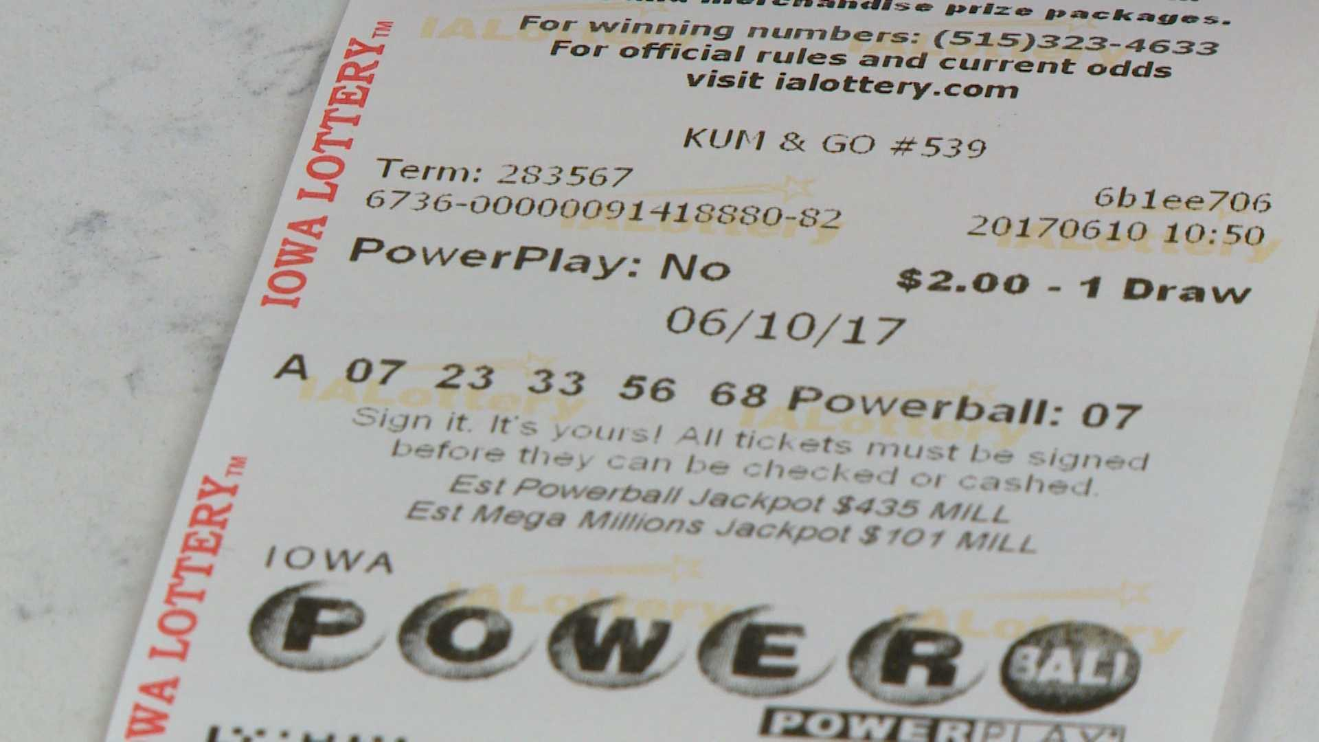 Powerball numbers: Did you win Saturday's $447 million jackpot?