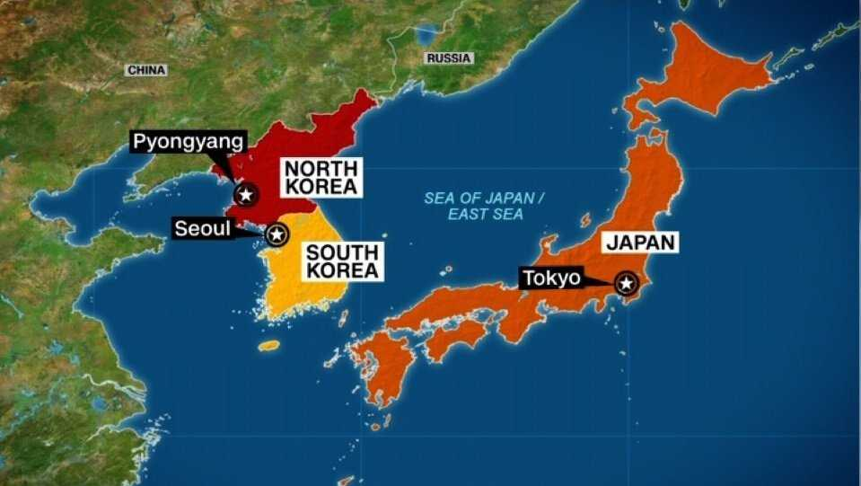 North korea launches icbm toward japan in serious and real threat gumiabroncs Choice Image