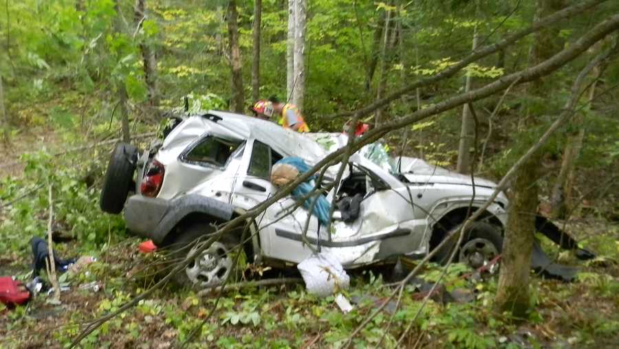 Maine man suffers life-threatening injuries after car crash