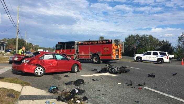 Fatal Car Crash New Smyrna Beach