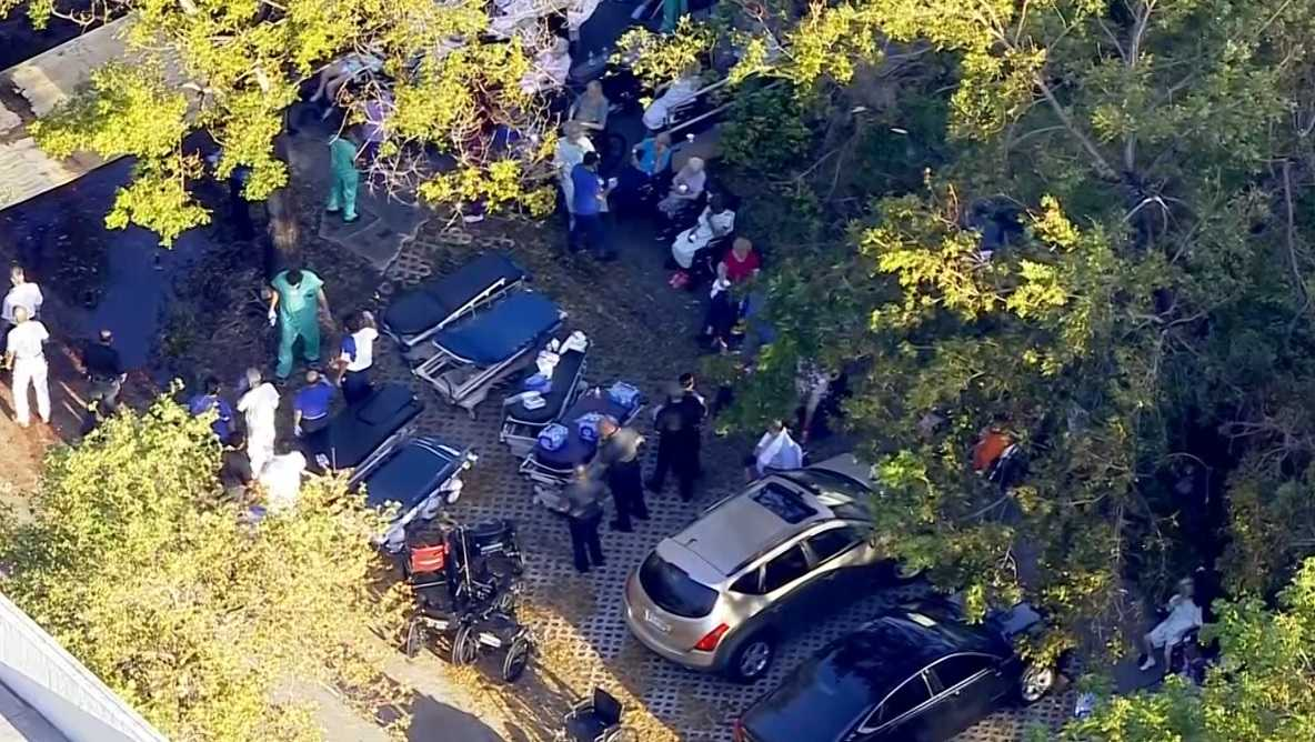 Workers laid off at now-closed Florida nursing home where 12 died