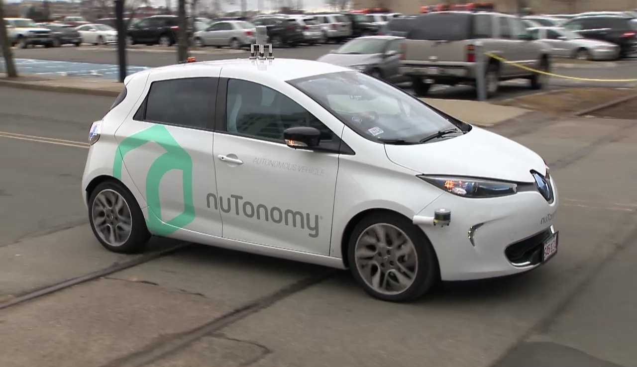 Self-driving car company OK'd to expand testing in Boston