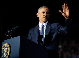 Barack Obama 2016