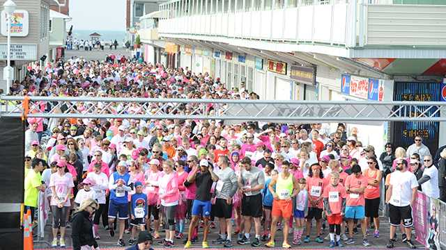 Komen Maryland Ocean City Race for the Cure
