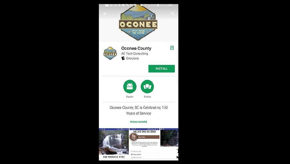 Oconee County app