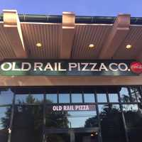 2. Old Rail Pizza Co. in Somersworth