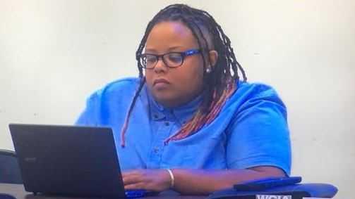 Ja'Naea Modest, 33, from Chicago, Illinois.