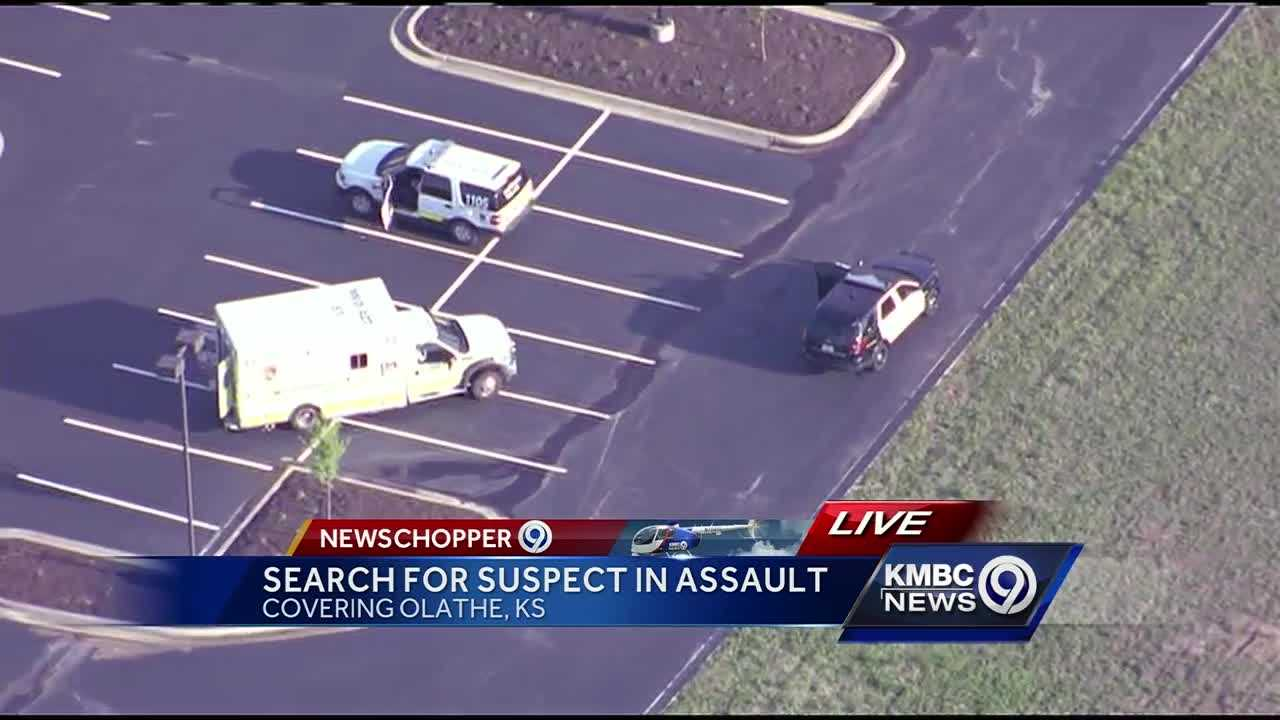 OP Police chase search