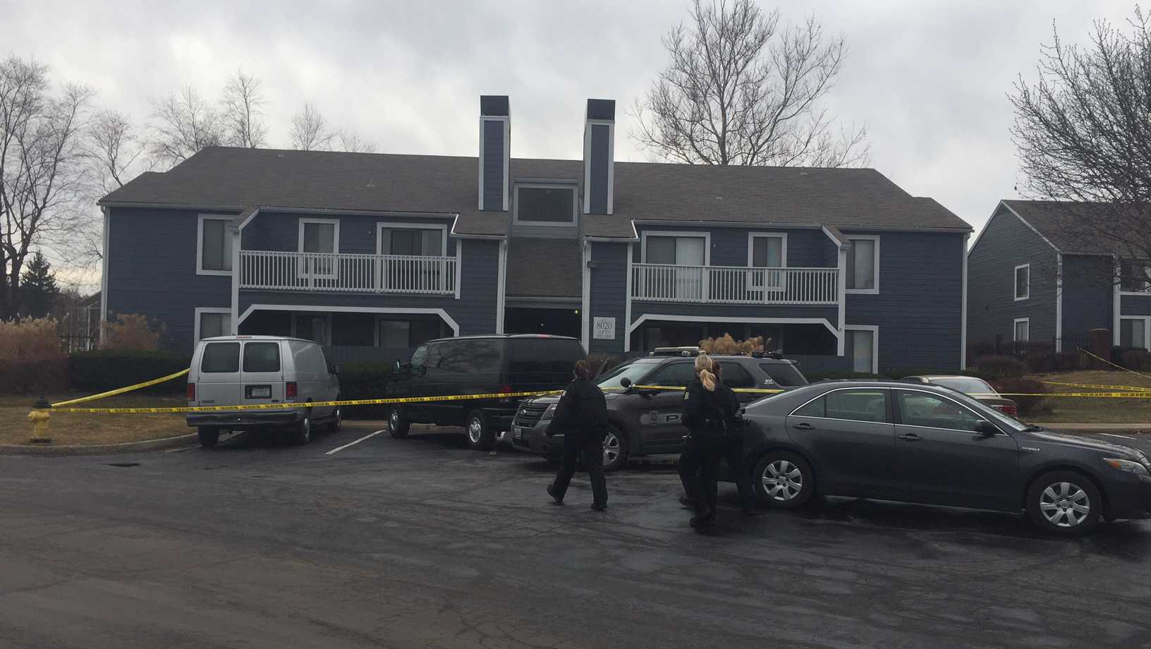 Overland Park homicide, Perry Street