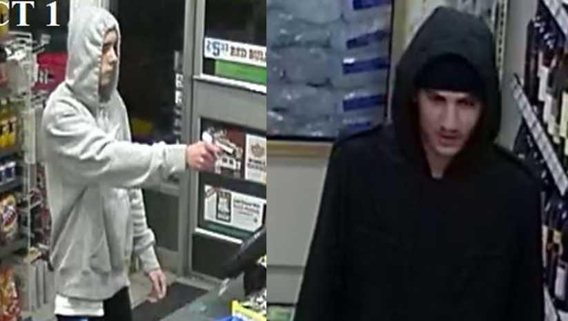 Orangevale robbers