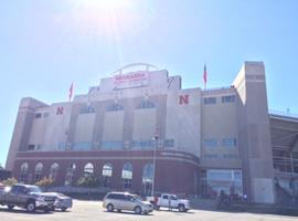 Nebraska hosts Oregon