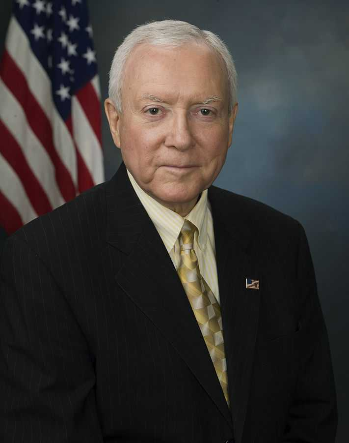 Utah Senator Orrin Hatch Won't Seek Re-election In 2018